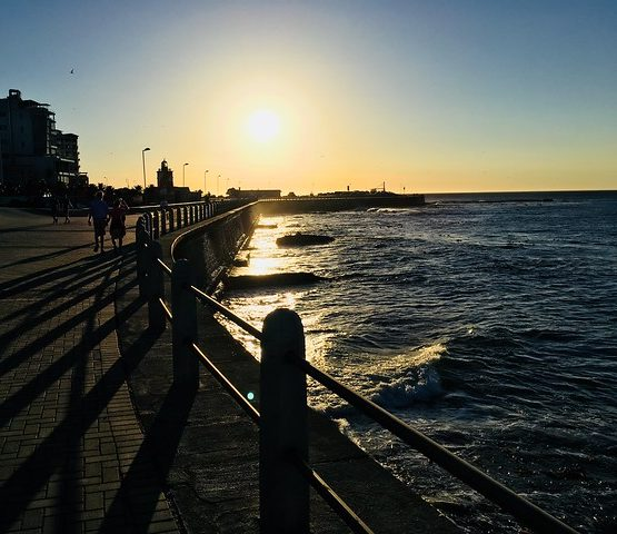 Sea Point Promenade | FIRST TIME IN CAPE TOWN? DON'T MISS THESE 6 EXPERIENCES